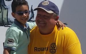 Gary Gunter, Rotary